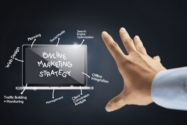 boost your brand's online presence using online marketing