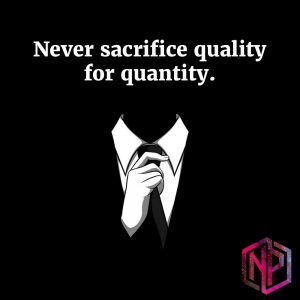 Quality-Quantity-service