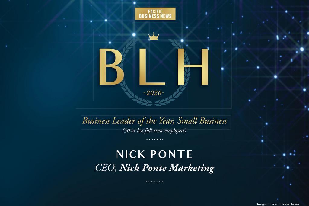 Nick Ponte Marketing